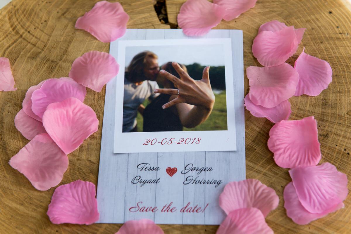 huwelijksaanzoek, trouwkaart, save the date kaart