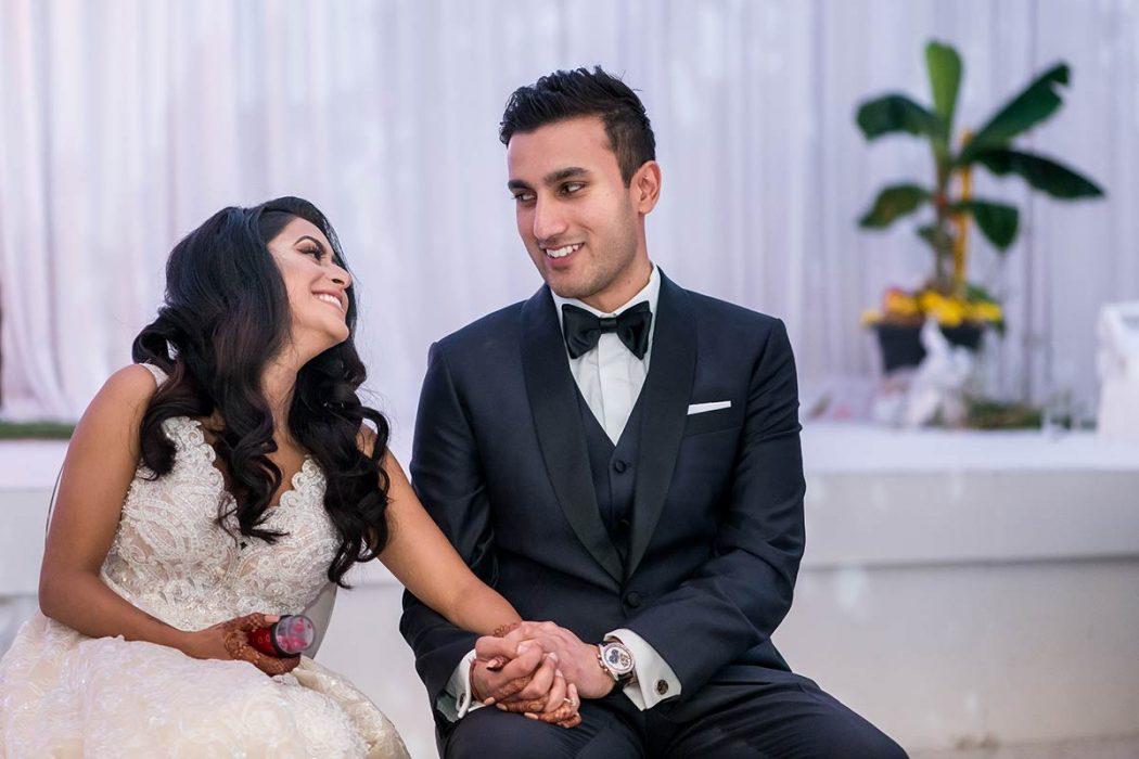 Wonderbaarlijk Klik hier voor: De Hindoestaanse bruiloft van Anicha & Rajin HB-32